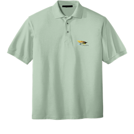 Fly Fishing Flies (polo)